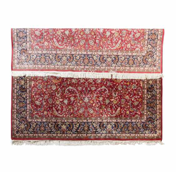 Oriental carpet. 20th century, 258x246 cm - photo 2