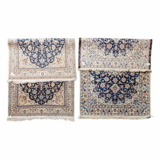 2 oriental carpets NAIN / PERSIEN, 1970s. - photo 2