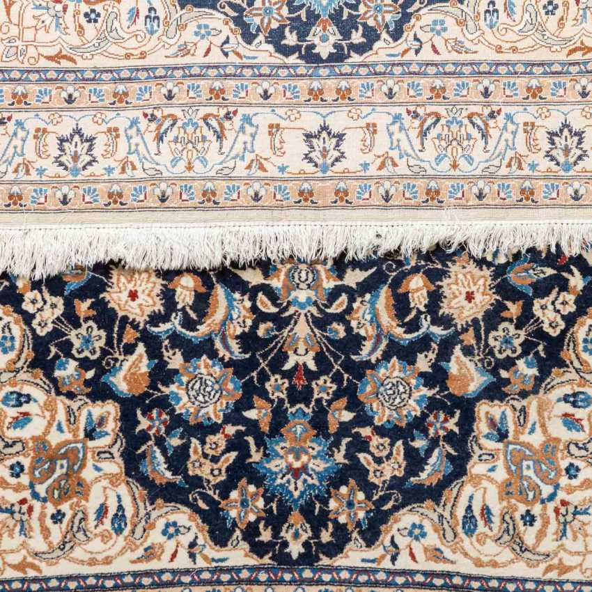 2 oriental carpets NAIN / PERSIEN, 1970s. - photo 3