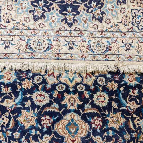 2 oriental carpets NAIN / PERSIEN, 1970s. - photo 4