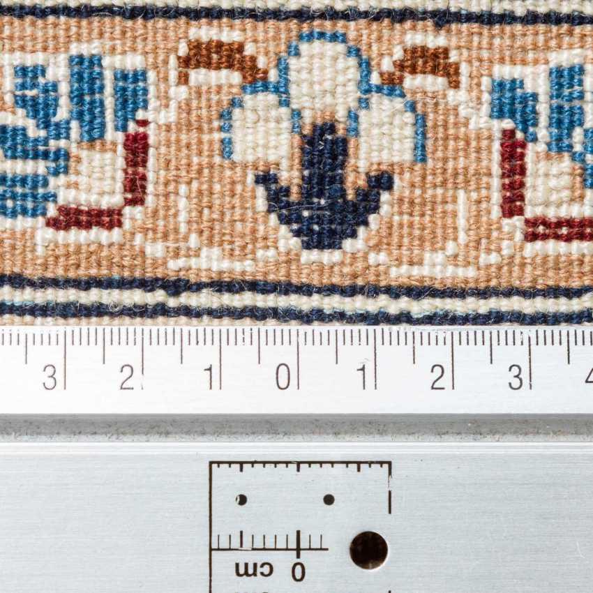 2 oriental carpets NAIN / PERSIEN, 1970s. - photo 5