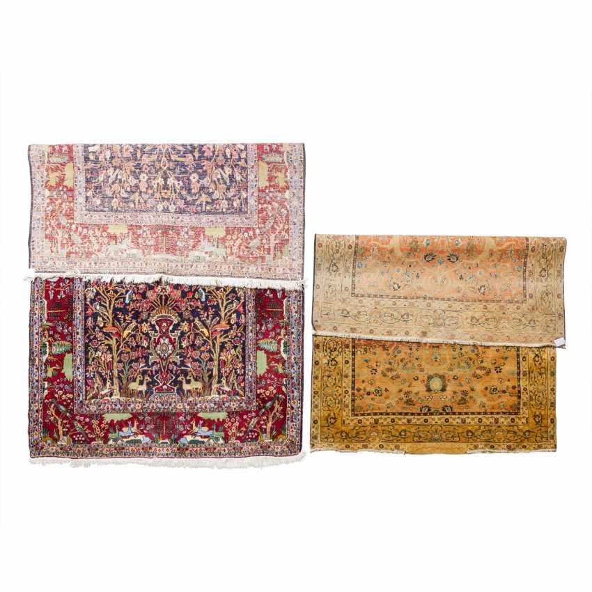 2 oriental carpets, PERSIA: - photo 2