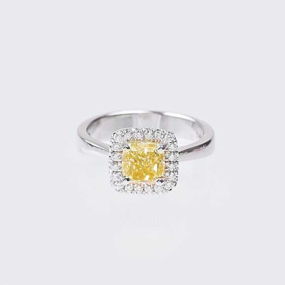 Fancy Diamant-Ring - photo 1