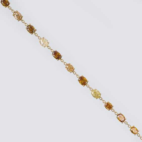 Fancy Diamant-Armband - photo 1