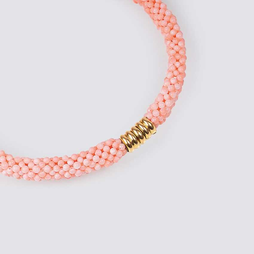 Korallen-Dog Collar - photo 1