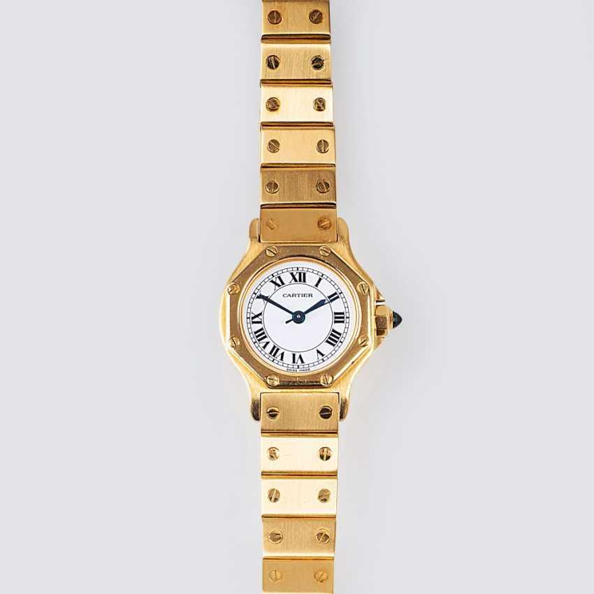 Ladies' wristwatch 'Santos Octagon' - photo 1
