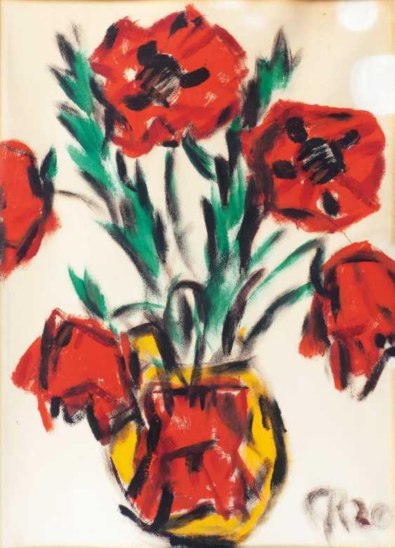 Red poppy - photo 1