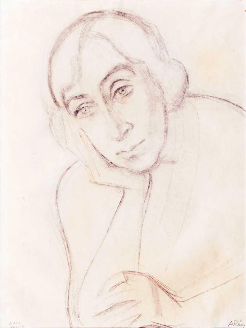 Portrait Anna Palme - photo 1