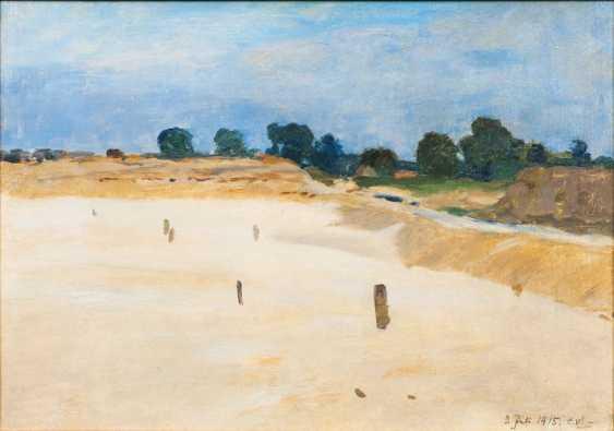 sand dunes - photo 1