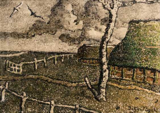 Dusk in the moor - photo 1