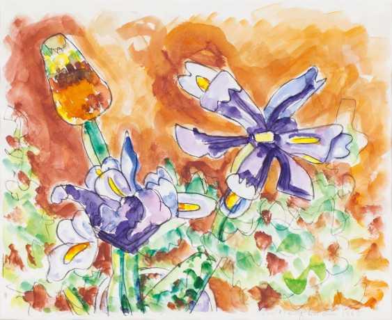 Garden flowers - photo 1