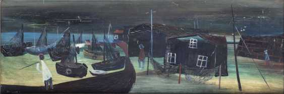 Fishing port with barracks - photo 1