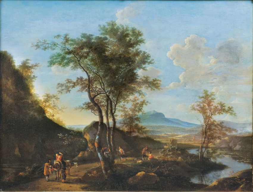 Arcadian landscape - photo 1