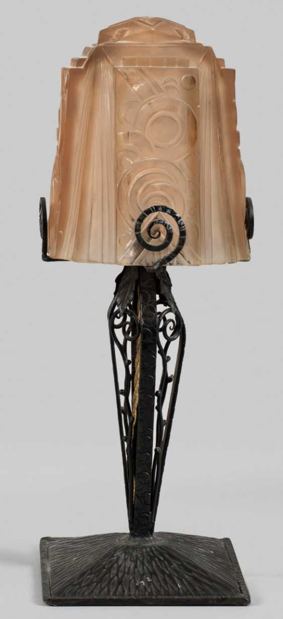 Art Deco table lamp by Muller Frères - photo 1