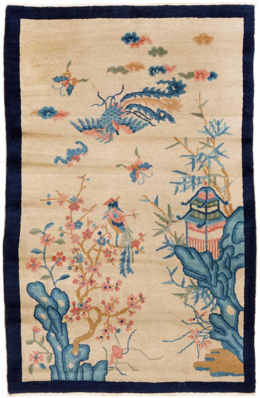 Small Pao Tou tapestry - photo 1