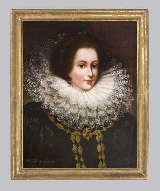 Old Master Portrait - photo 2