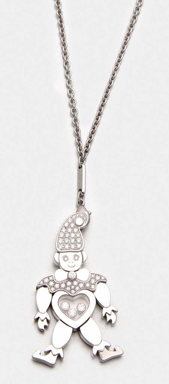 Harlequin pendant with sautoir by Chopard - photo 1