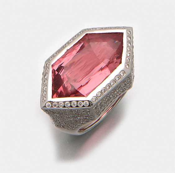 Extravagant Tourmaline Ring - photo 1