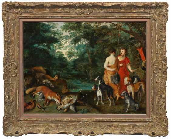 Jan Brueghel the Younger and Hendrick van Balen - photo 1