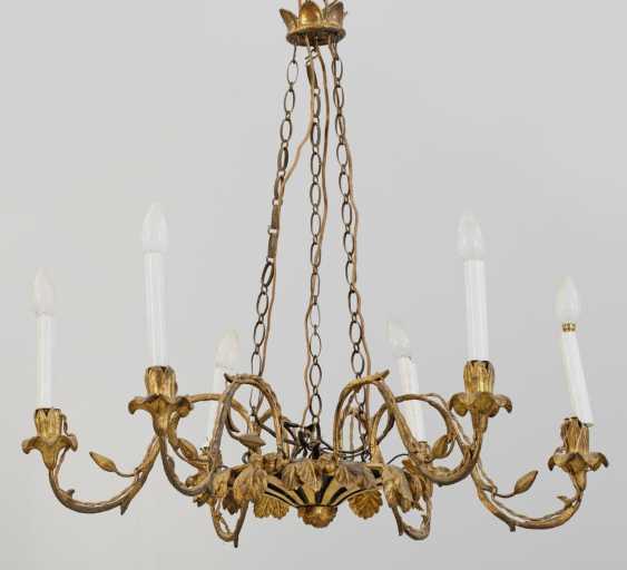 Biedermeier-Deckenlampe - photo 1