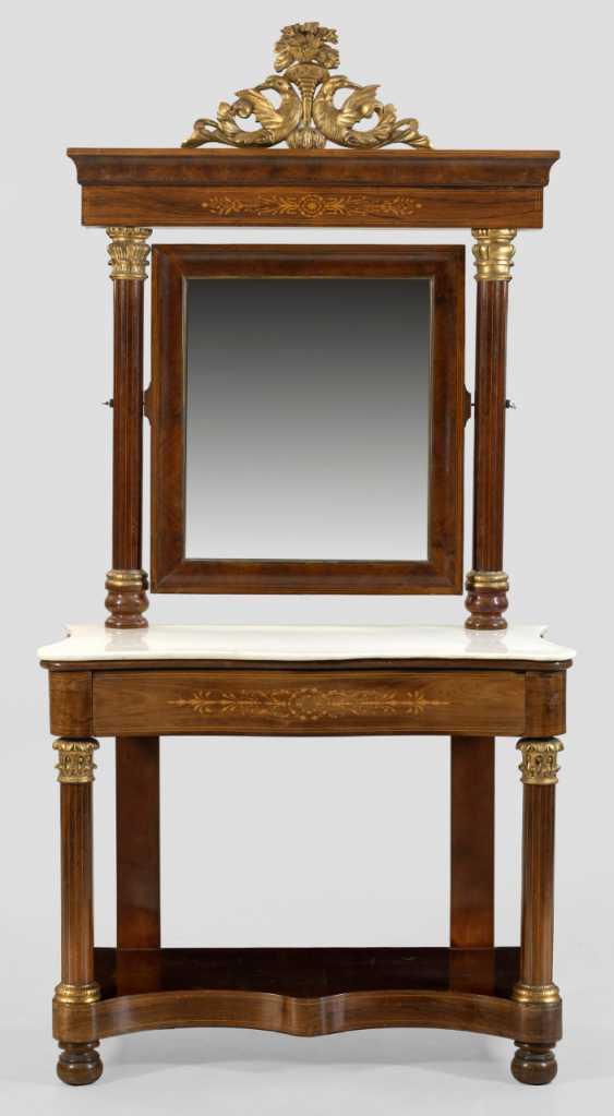 Großer Louis Philippe-Spiegeltisch - photo 1