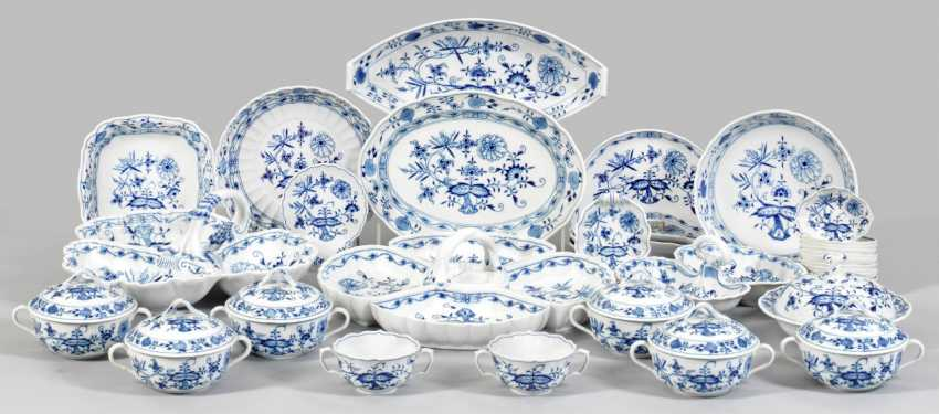 Extremely extensive dinner service and - photo 1