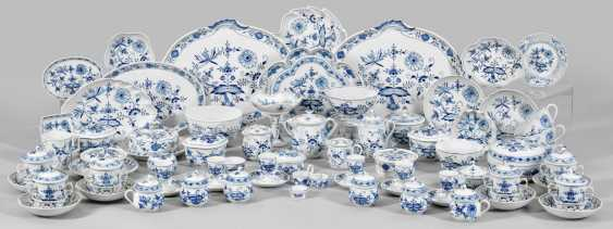 Extremely extensive dinner service and - photo 2