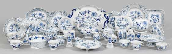 Extremely extensive dinner service and - photo 3