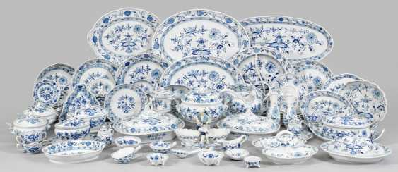 Extremely extensive dinner service and - photo 4