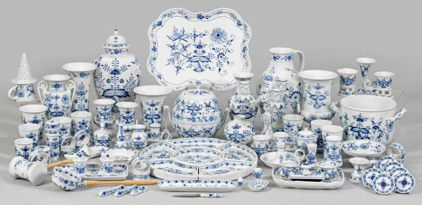 Extremely extensive dinner service and - photo 5