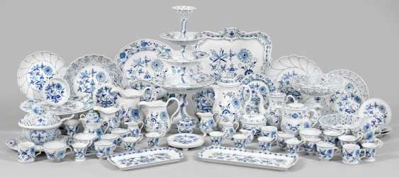 Extremely extensive dinner service and - photo 6