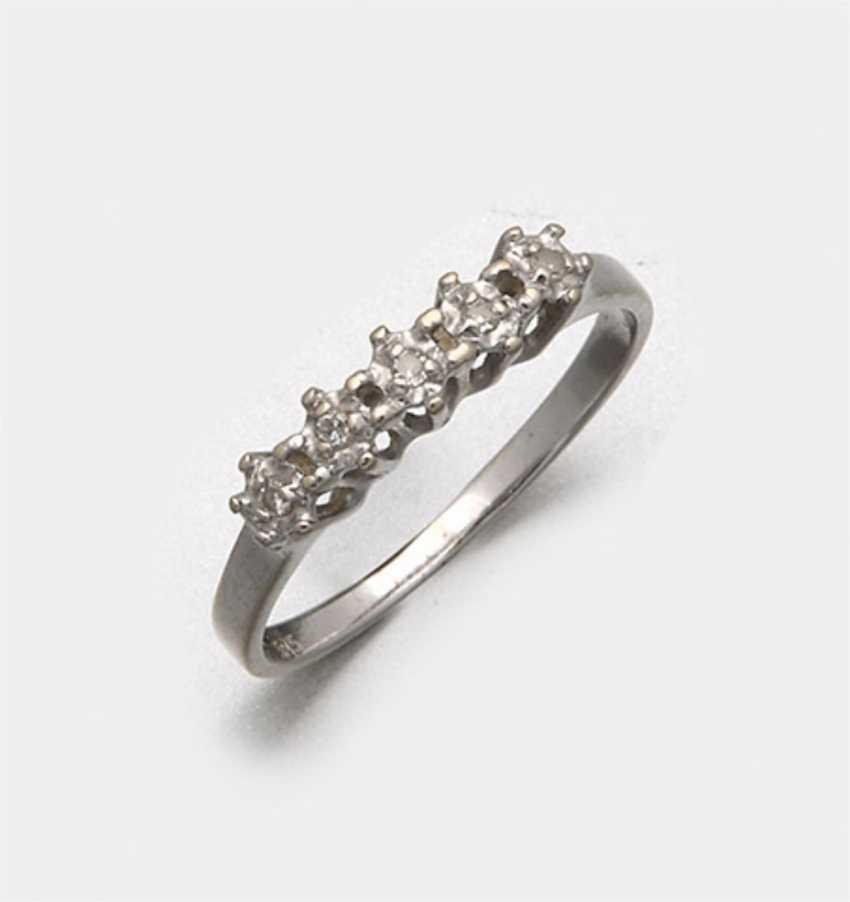 Diamond-Bandring - photo 1
