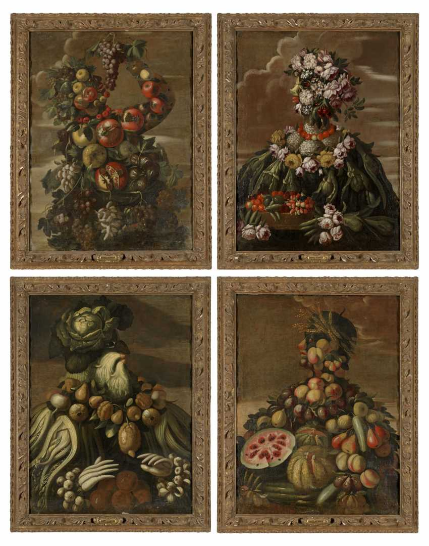 FOLLOWER OF GIUSEPPE ARCIMBOLDO - photo 1