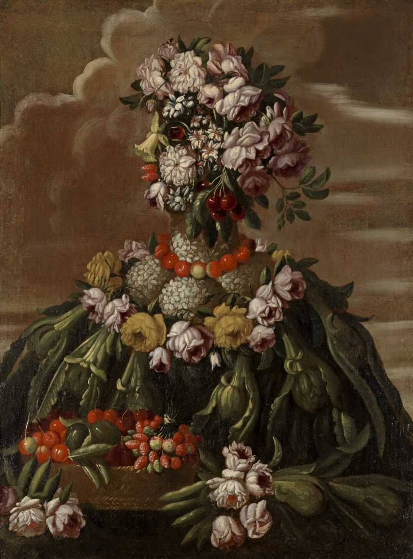 FOLLOWER OF GIUSEPPE ARCIMBOLDO - photo 3