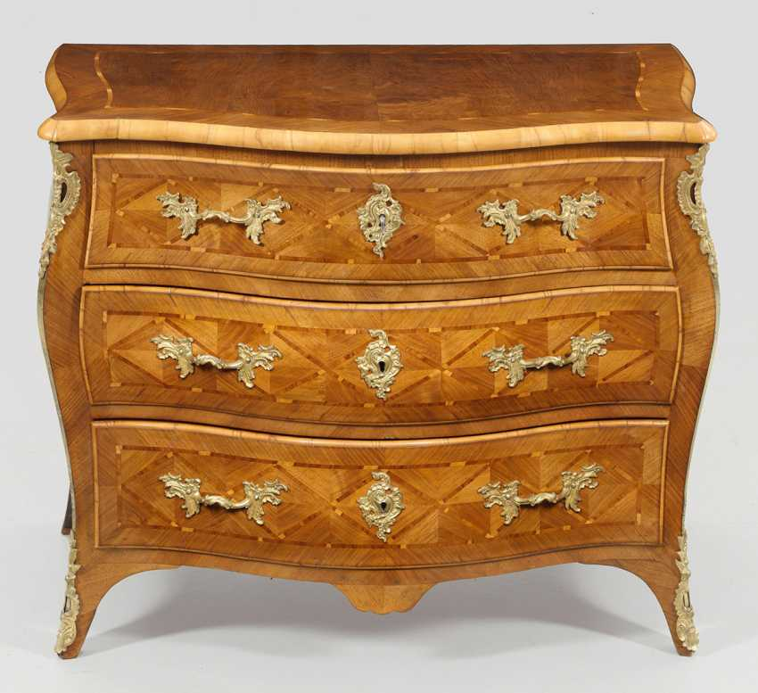 Rococo Chest Of Drawers - photo 1