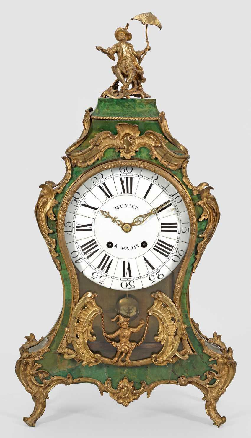 Large Louis XV Pendule - photo 1