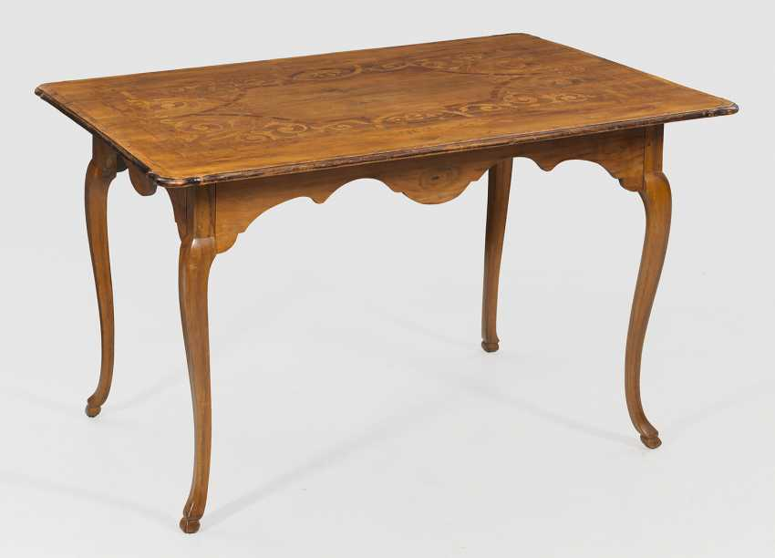 Large Baroque Table - photo 1