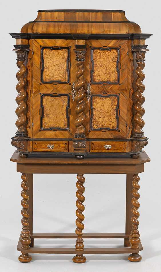 Baroque Cabinet with secret compartments - photo 1