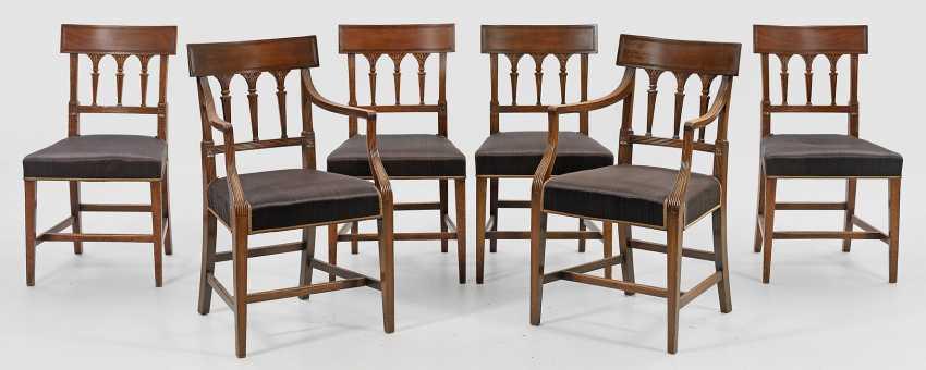 Sheraton Chair Group - photo 1