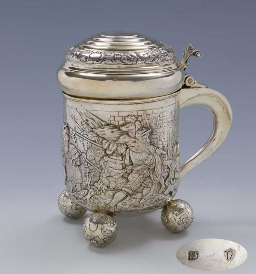 A Large Stone Tankard - photo 1