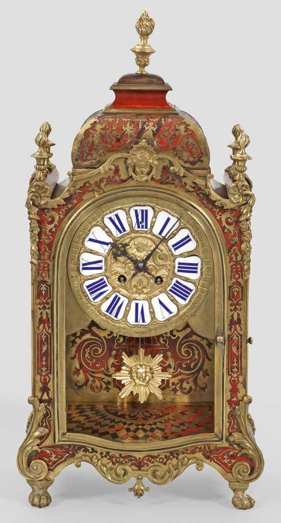 Louis XIV-Boulle Pendule - Foto 1