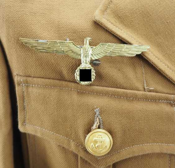 Schulterstücke Schulterklappen Feldbluse M40 Unteroffizier Infanterie