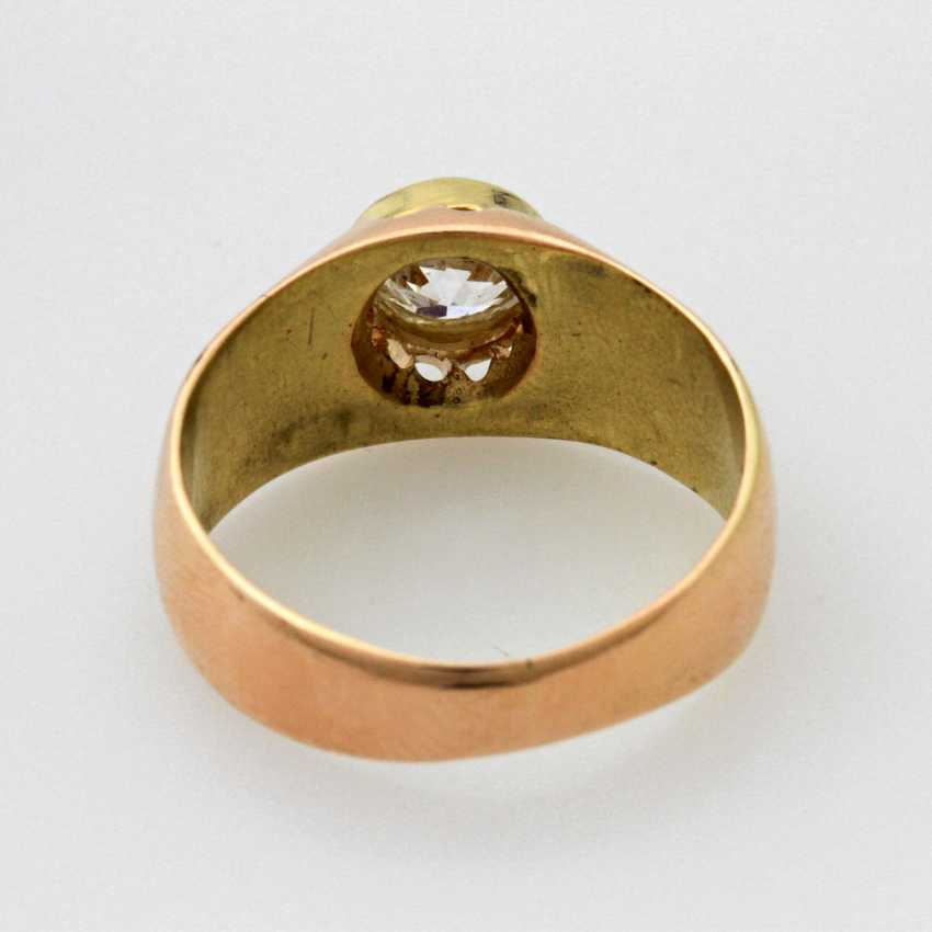 Bandring Gelbgold/RG 14 K - photo 4