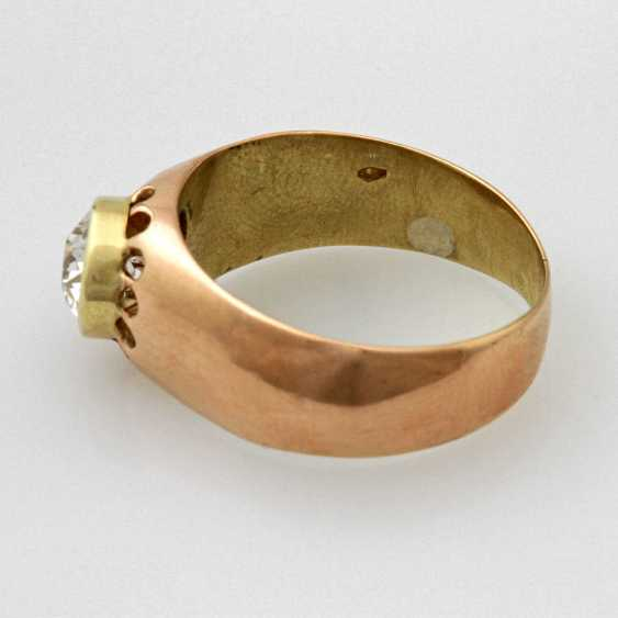 Bandring Gelbgold/RG 14 K - photo 3