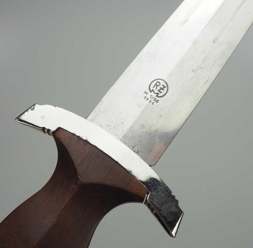 Lot 1443  NSKK chain dagger  from the auction catalog