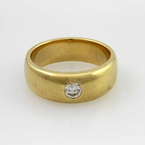 Mr ring GG 18 K