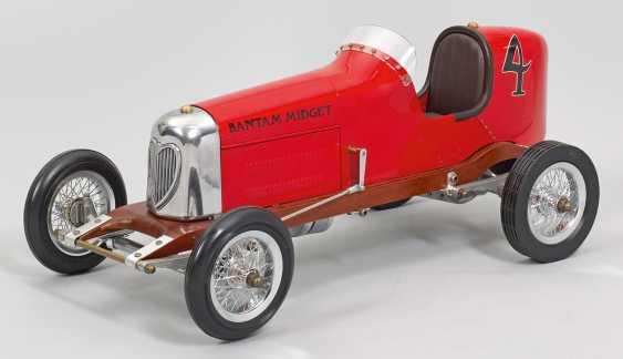 Large Model Car Bantam Midget No. 4` - photo 1