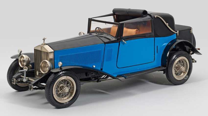 Large Model Car Rolls-Royce` - photo 1