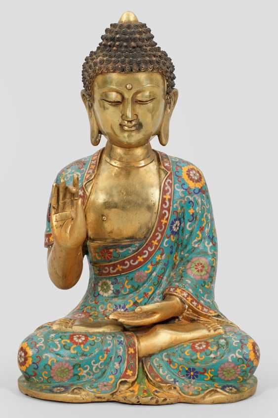 Apartment-Buddha-Figur - photo 1