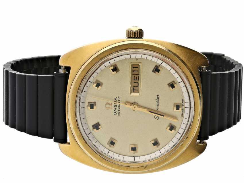 5d9fec6c2cc0c Watch  rare vintage mens Swiss Omega Seamaster Automatic Calendar